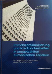 Immobilienfinanzierung Kreditsicherheiten